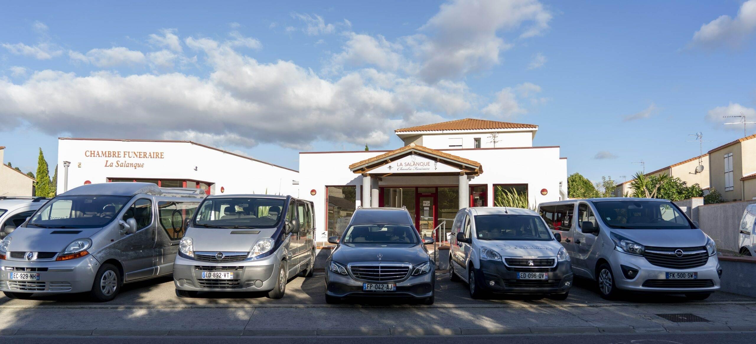 Photo - Chambre Funéraire La Salanque