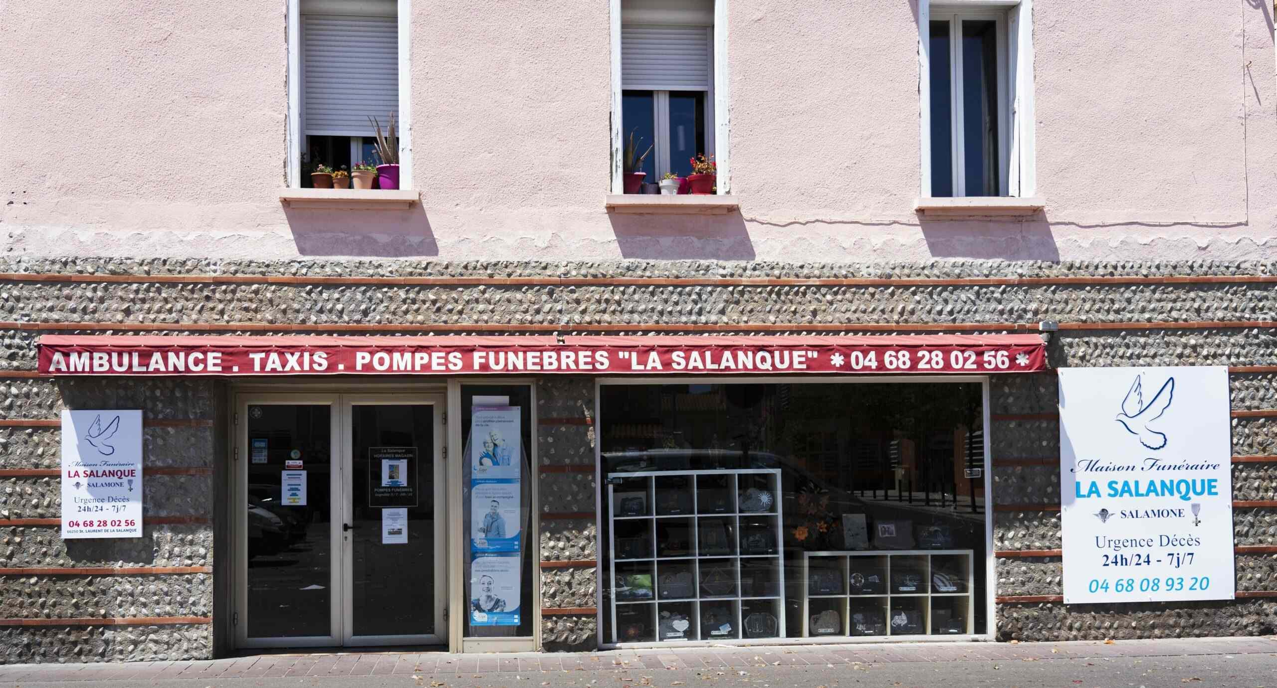 Photo - Pompes Funèbres La Salanque